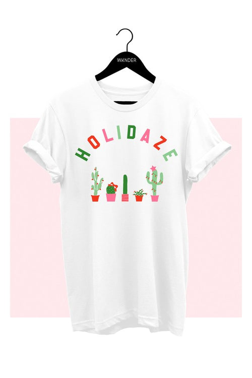 Holidaze Graphic Tee