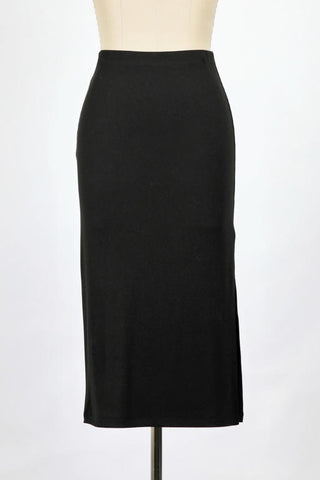 The Classic Rib Skirt
