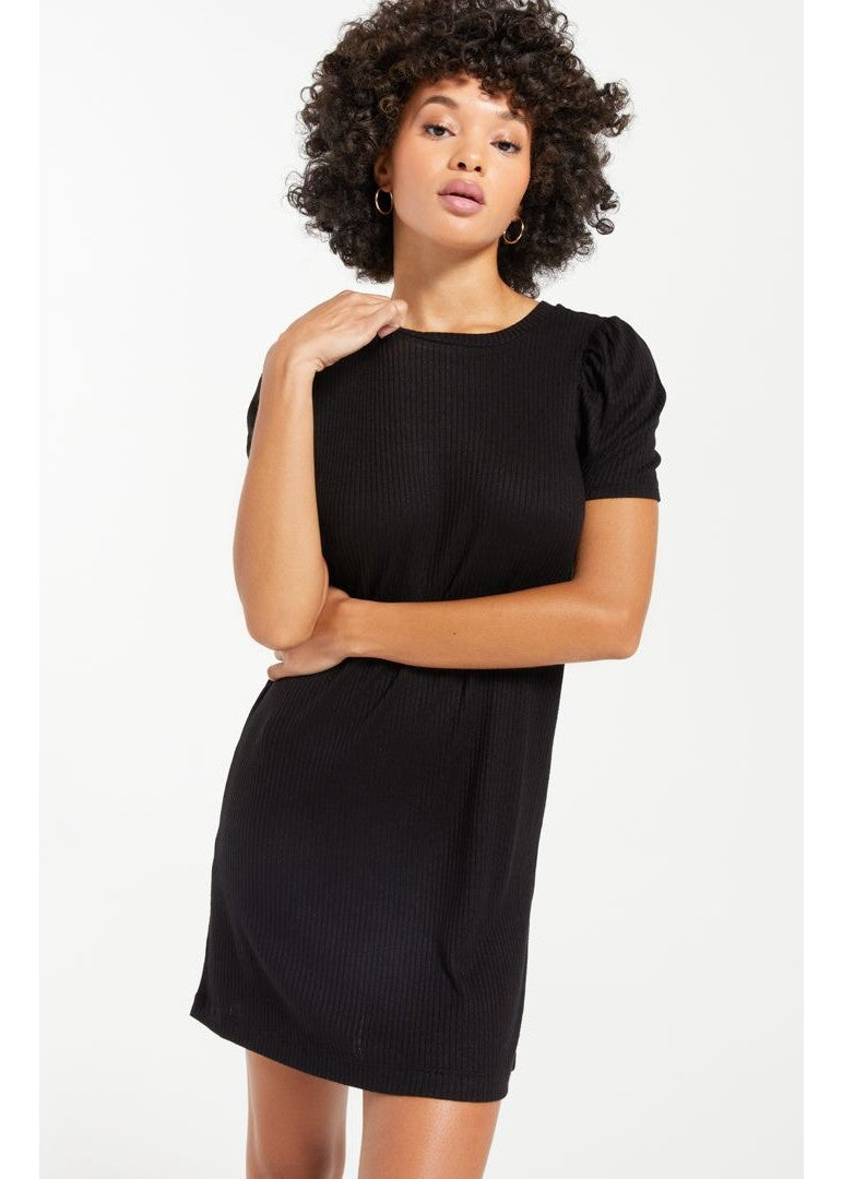 Kamryn Puff Sleeve Dress