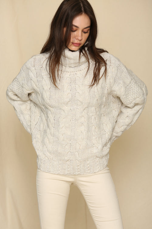 Jagger Turtleneck Sweater