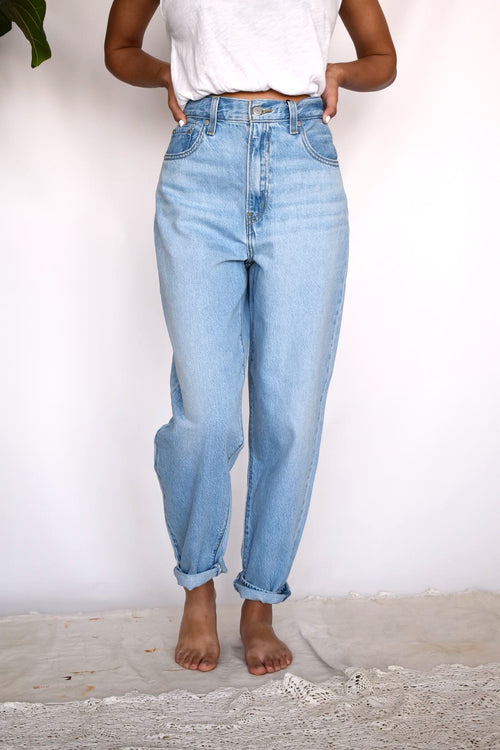 Levi's High Loose Taper Fit Jean-Near Sighted