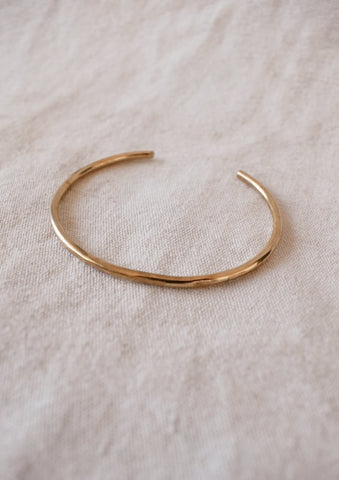 Organic Gold Post + Hoops