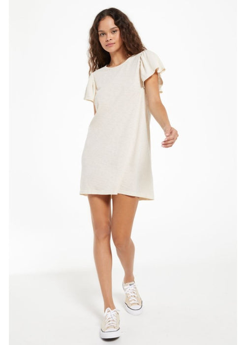 Sofia Cotton Slub Dress