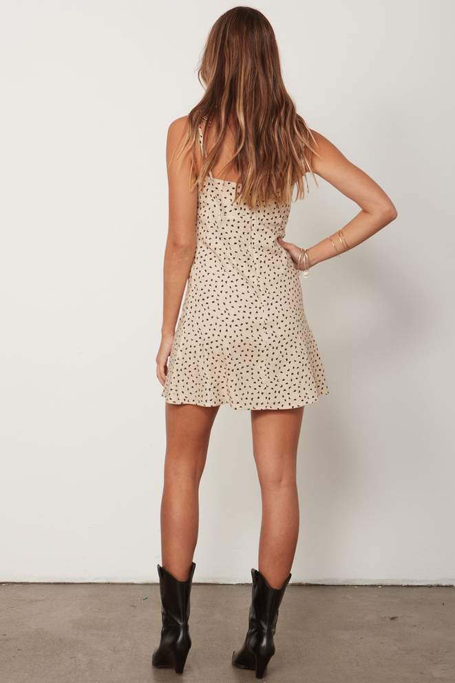 Run Wild Mini Dress