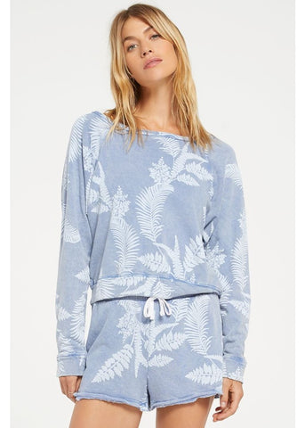 Mason Palm Sweatshirt
