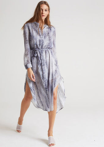 Jamie Plaid Midi Dress