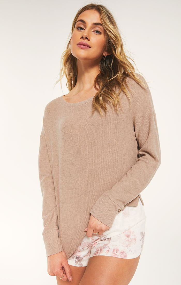 Leila Ribbed Sweater