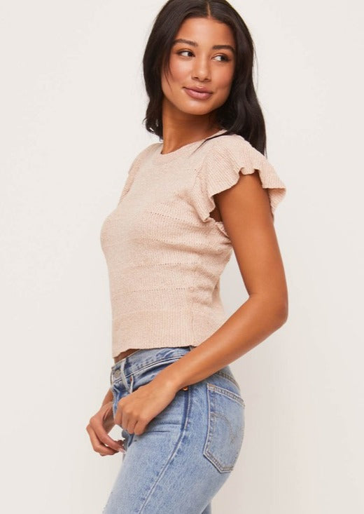 Sidra Sweater Top