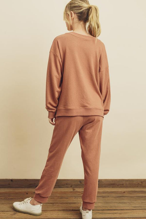 All Day Sweatsuit Set