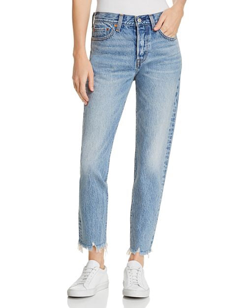 "Levi's Wedgie fit Jean - ""Shut Up"" Medium Wash"