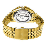 Empress Constance Automatic Bracelet Watch w/Date - Gold EMPEM1508