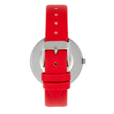 Crayo Metric Unisex Watch - Red  CRACR5802