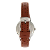 Sophie & Freda Berlin Leather-Band Watch - Brown SAFSF4802