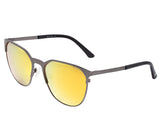 Sixty One Corindi Polarized Sunglasses - Brown/Yellow SIXS102GM