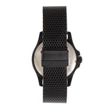 Morphic The M80 Series Bracelet Watch w/Date - Black MPH8004