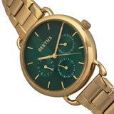 Bertha Gwen Bracelet Watch w/Day/Date - Gold BTHBR8302