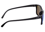 Simplify Ellis Polarized Sunglasses - Black/Blue SSU123-BL