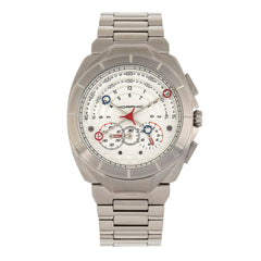Morphic M79 Series Chronograph Bracelet Watch - Silver