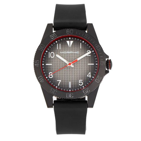 Morphic M84 Series Strap Watch - Black MPH8401
