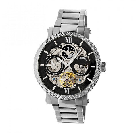 Heritor Automatic Hr4402 Aries Mens Watch