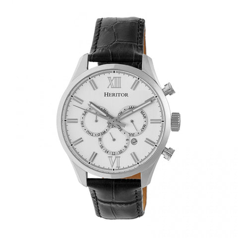 Heritor Automatic Hr6801 Benedict Mens Watch