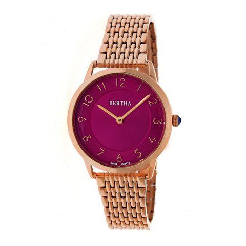 Bertha Br6804 Abby Ladies Watch