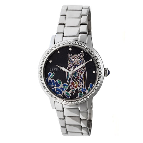 Bertha Br7101 Madeline Ladies Watch