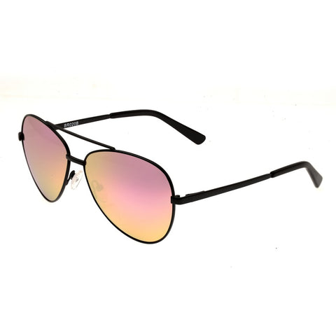 Bertha Bianca Polarized Sunglasses - Black/Pink BRSBR020B