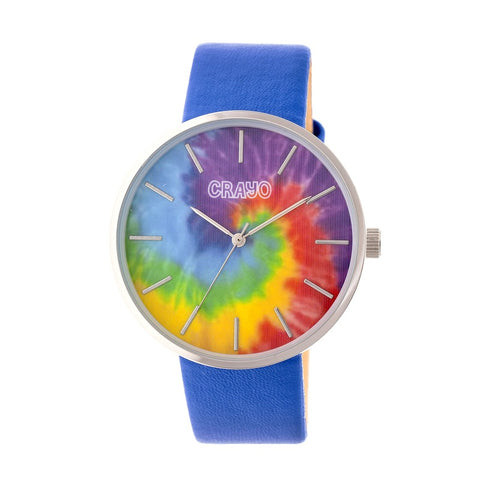Crayo Cr4202 Swirl Watch CRACR4202