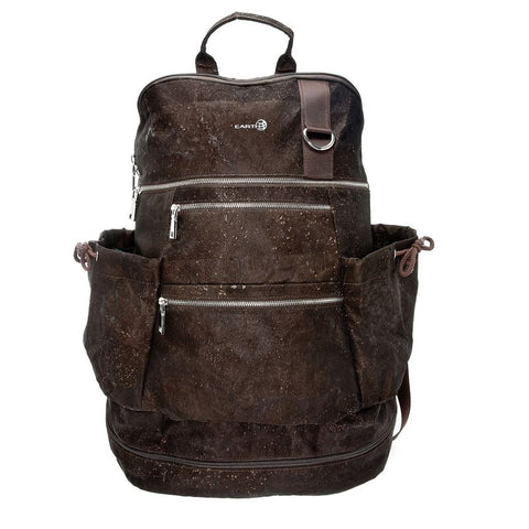 EARTH Cork Backpacks Horta Ck5003