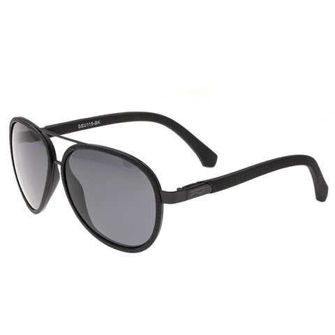 Simplify Stanford Polarized Sunglasses - Black/Black SSU115-BK