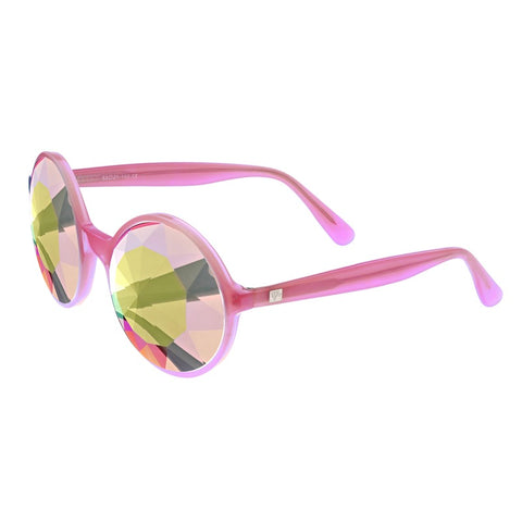 Sixty One Xperience Polarized Sunglasses - Pink/Multi-Colored SIXS139PK