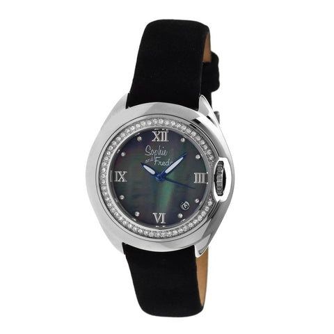 Sophie And Freda Sf1002 Belize Ladies Watch