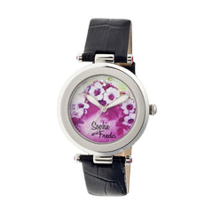 Sophie & Freda Versailles Ladies Watch - Black