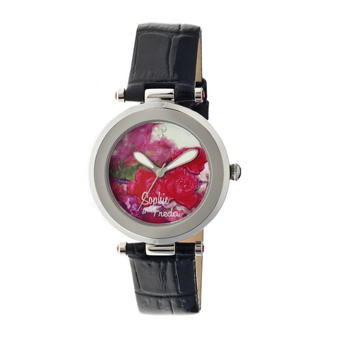 Sophie And Freda Sf1701 Butchart Ladies Watch