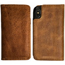iPhone X Wallet Case Light Brown Leather (Limited Edition)