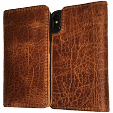 iPhone X Dark Brown Distressed Leather (Limited Edition)