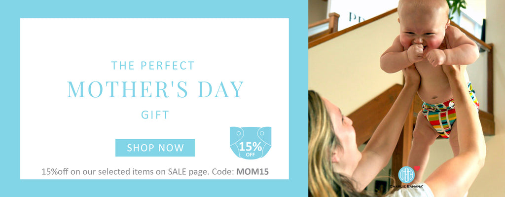 We have a perfect Mother's Day Gift for you!