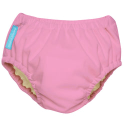 2-in-1 Swim Diaper & Training Pants Baby Pink Medium