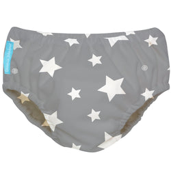 Reusable Super Pro Underwear Twinkle Little Star White X-Large