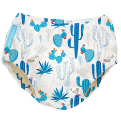 2-in-1 Swim Diaper & Training Pants Cactus Azul Medium