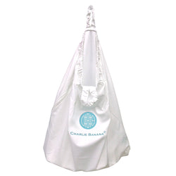 Hanging Diaper Pail White