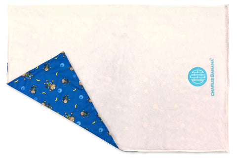 Change Pad Organic Cotton Monkey