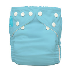 Diaper 2 Inserts CB Blue One Size