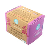 3 Feminine Pads Regular White