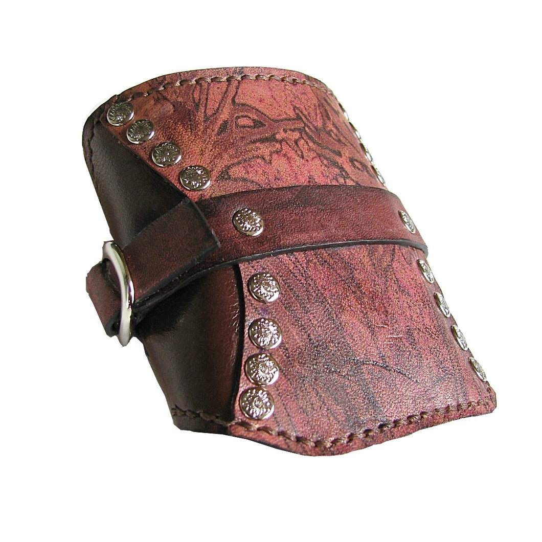 Travel Wrist Wallet Cuff, The Gladiator