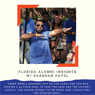 Florida Alumni Insights: Darshan Patel