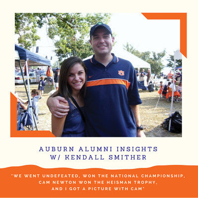 Auburn Alumni Insights: Kendall Smither