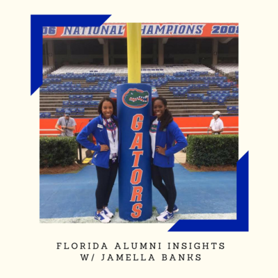 Florida Alumni Insights: Jamella Banks