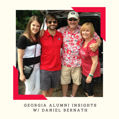 Georgia Alumni Insights: Daniel Bernath